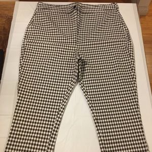 MODCLOTH Houndstooth Pants 2X